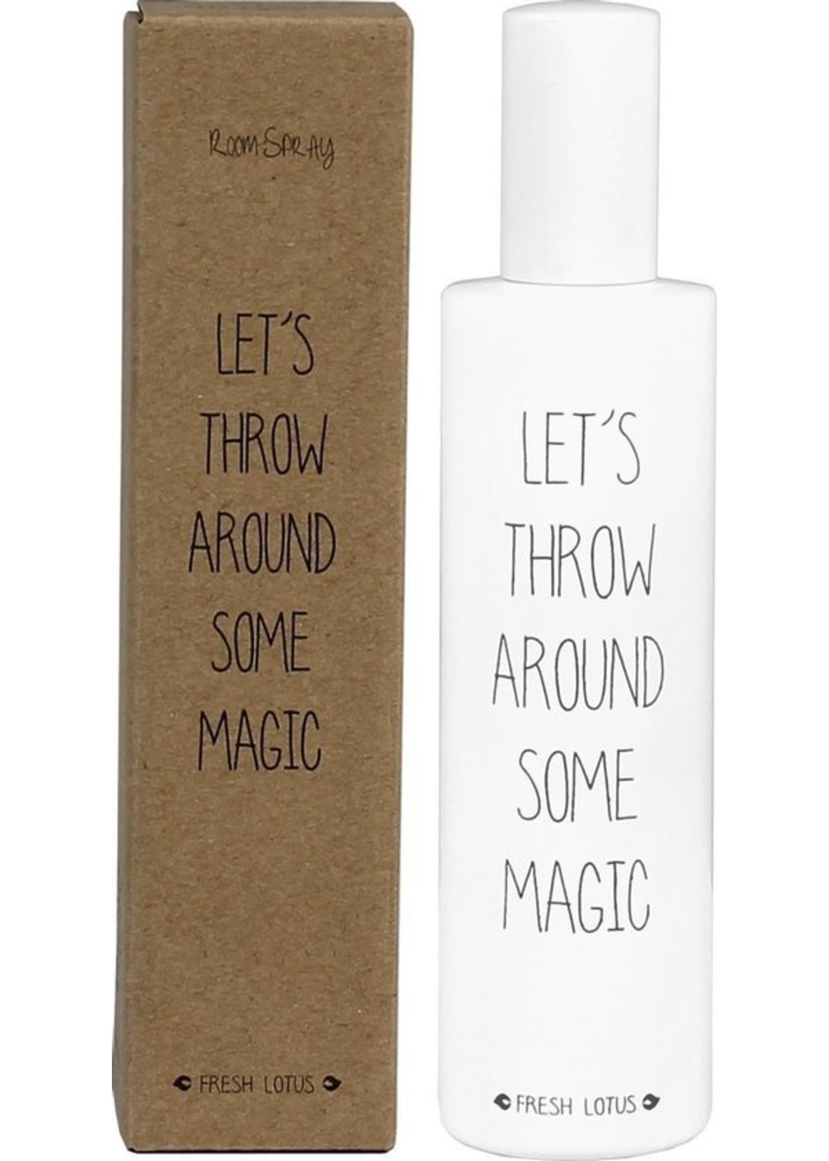 My Flame Room spray Let's throw around some magic
