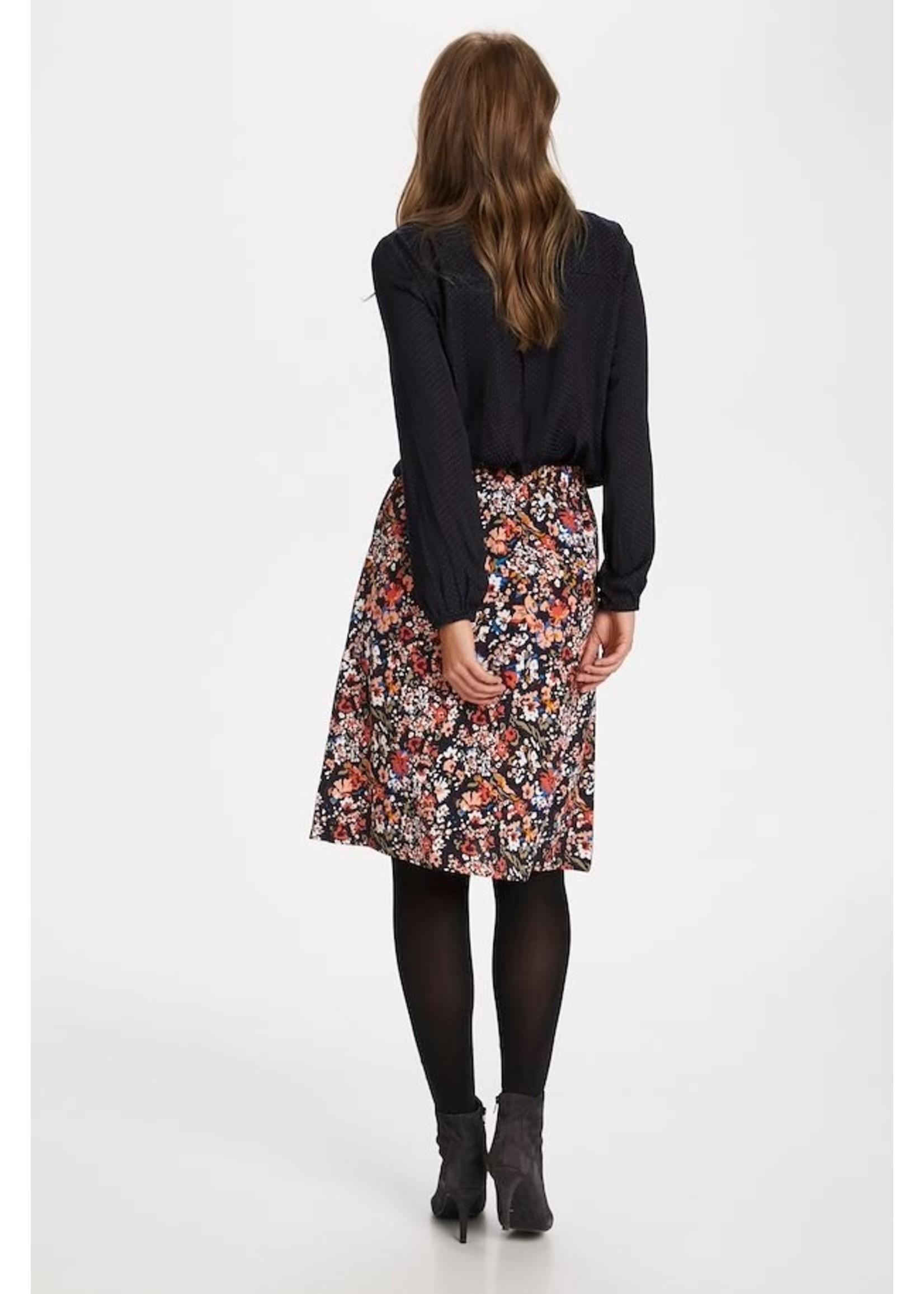 Saint Tropez Rok Casual EbonSZ Skirt