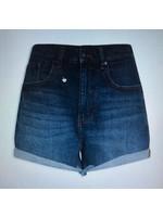 SisterS Point Olivia short jeans medium blue