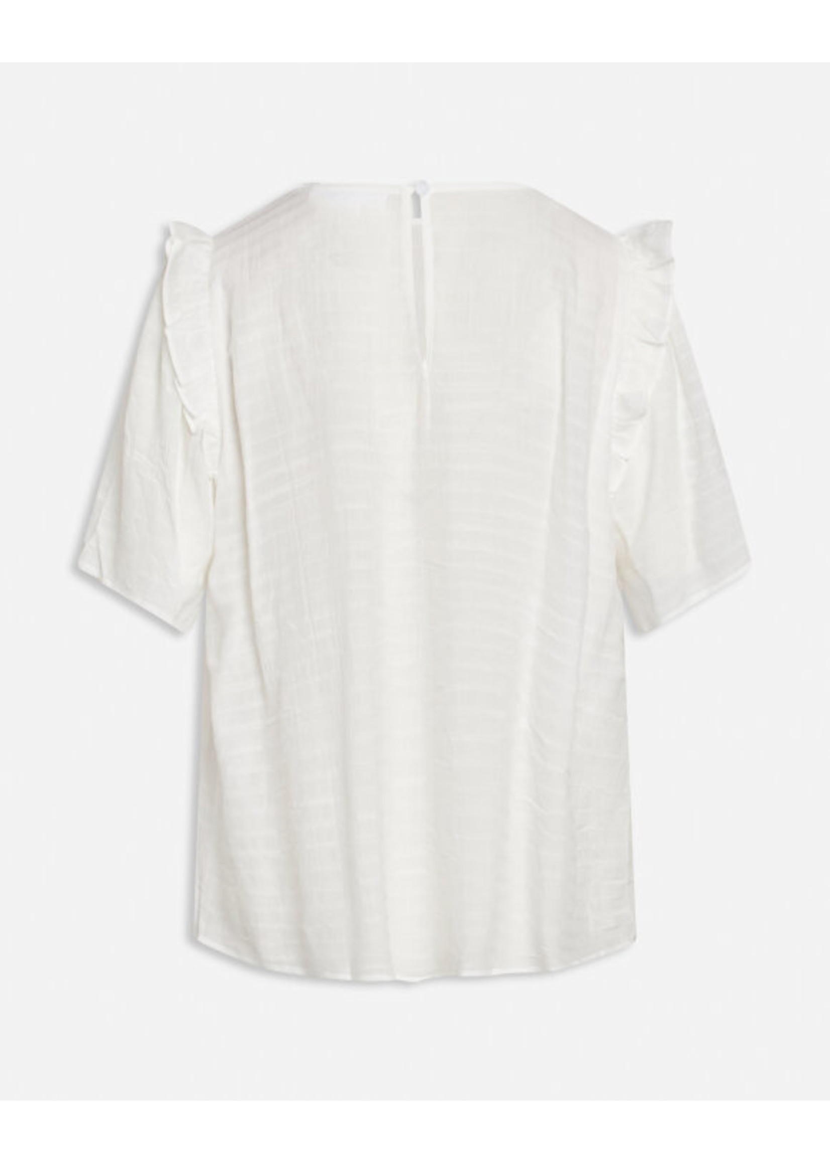 SisterS Point ECA-SS blouse wit