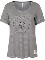 Zoso t-shirt Fabienne S blauw
