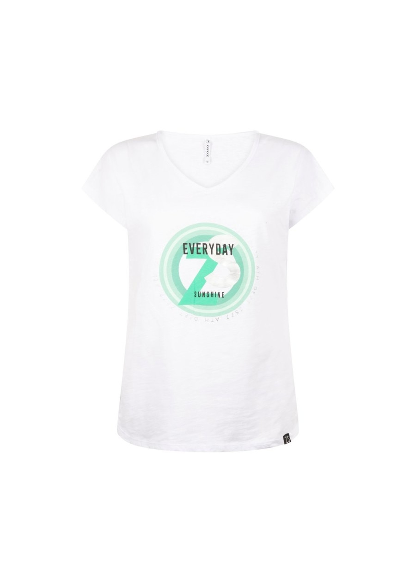 Zoso Ray T shirt with print