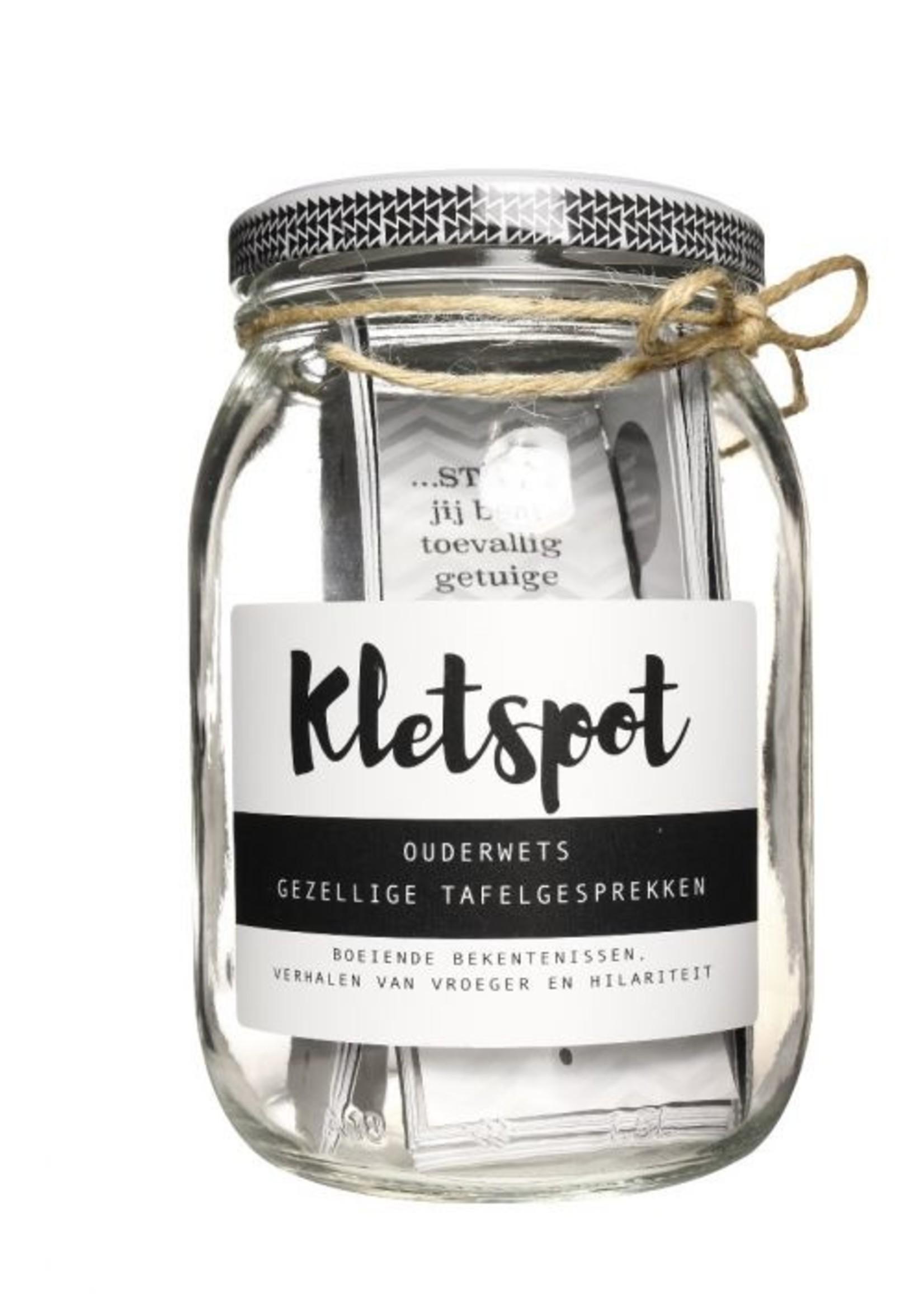 Kletspot De originele Kletspot