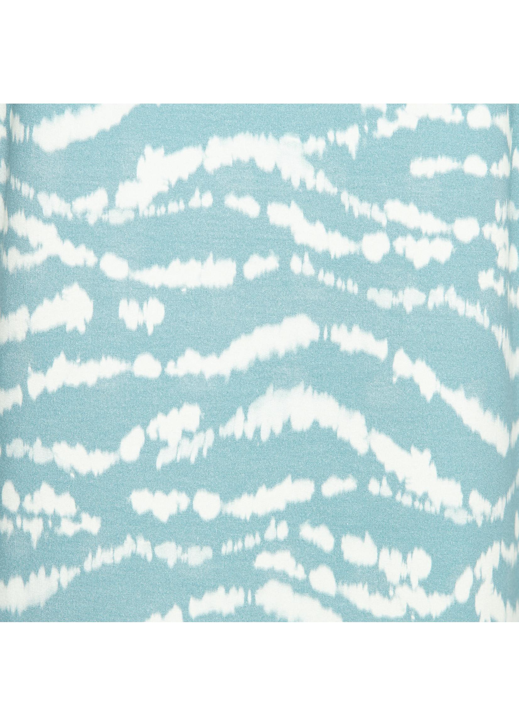 &Co Women CANDY SWEATDRESS TIE-DYE (M.OCEAN)