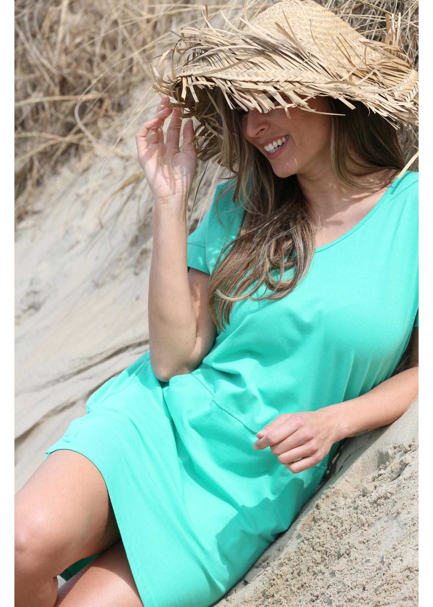 Zoso Island Sporty dress with print