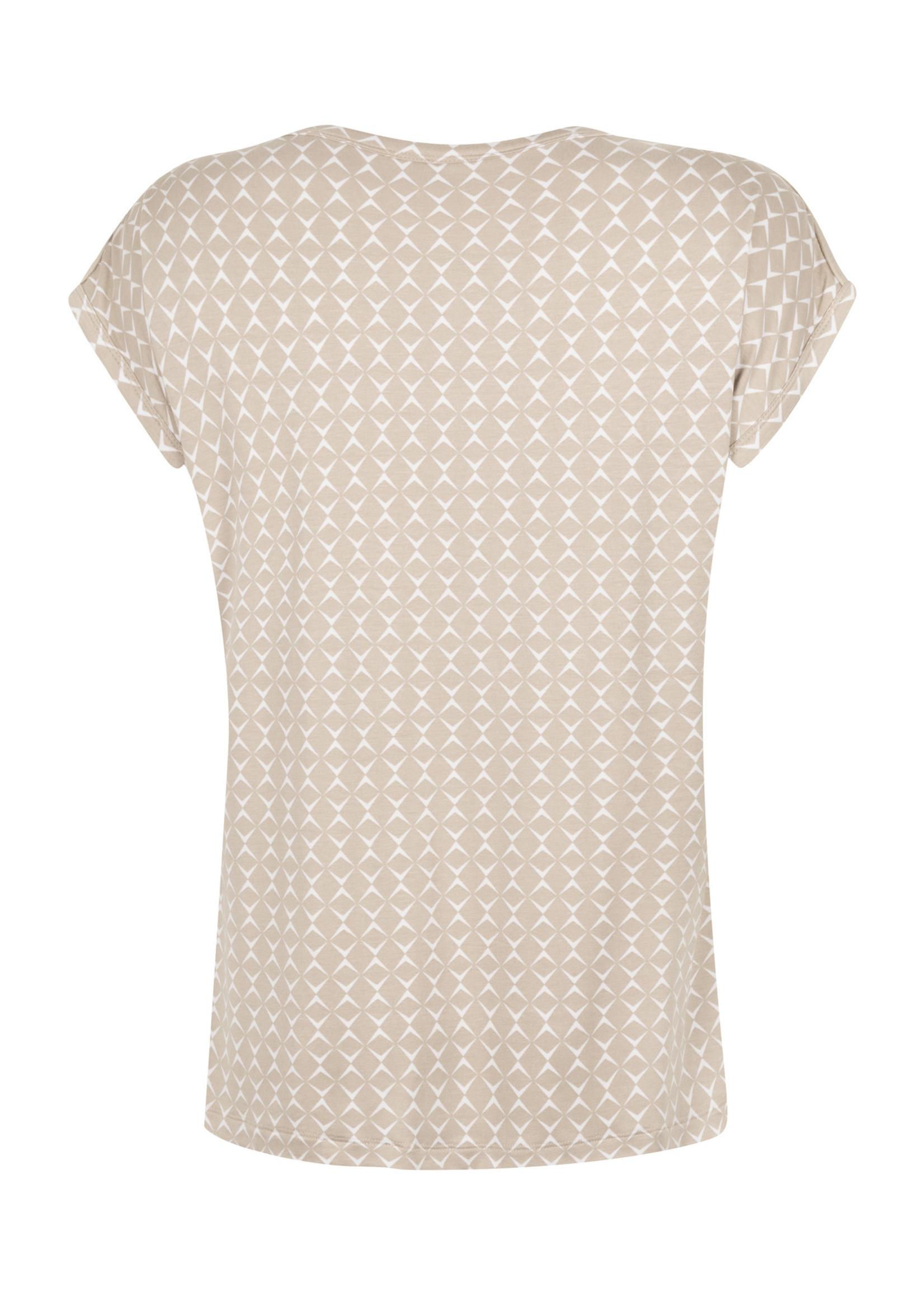 Zoso Claire Allover print shirt
