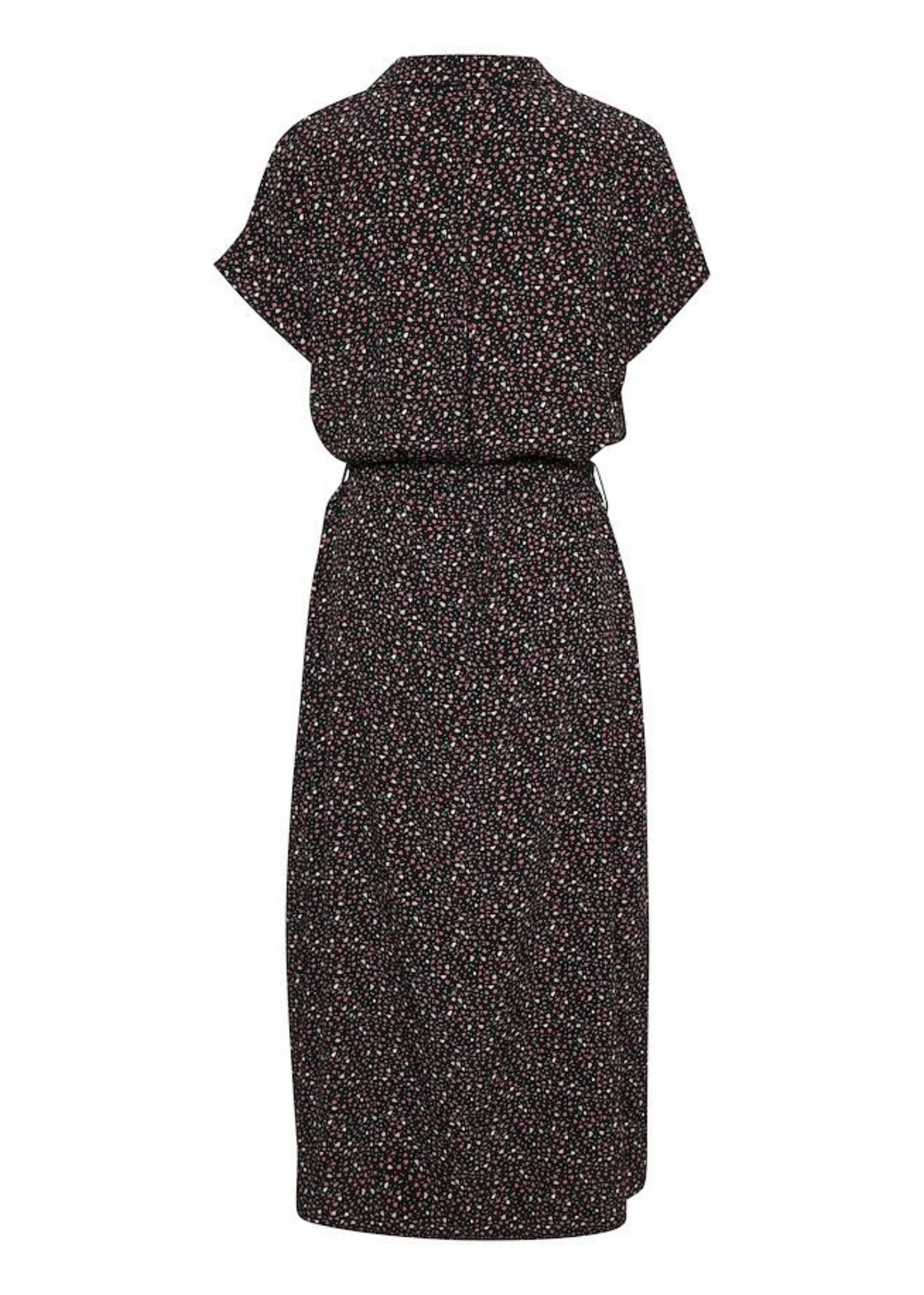 Saint Tropez Dress-light woven BlancaSZ SS Dress Calf Length