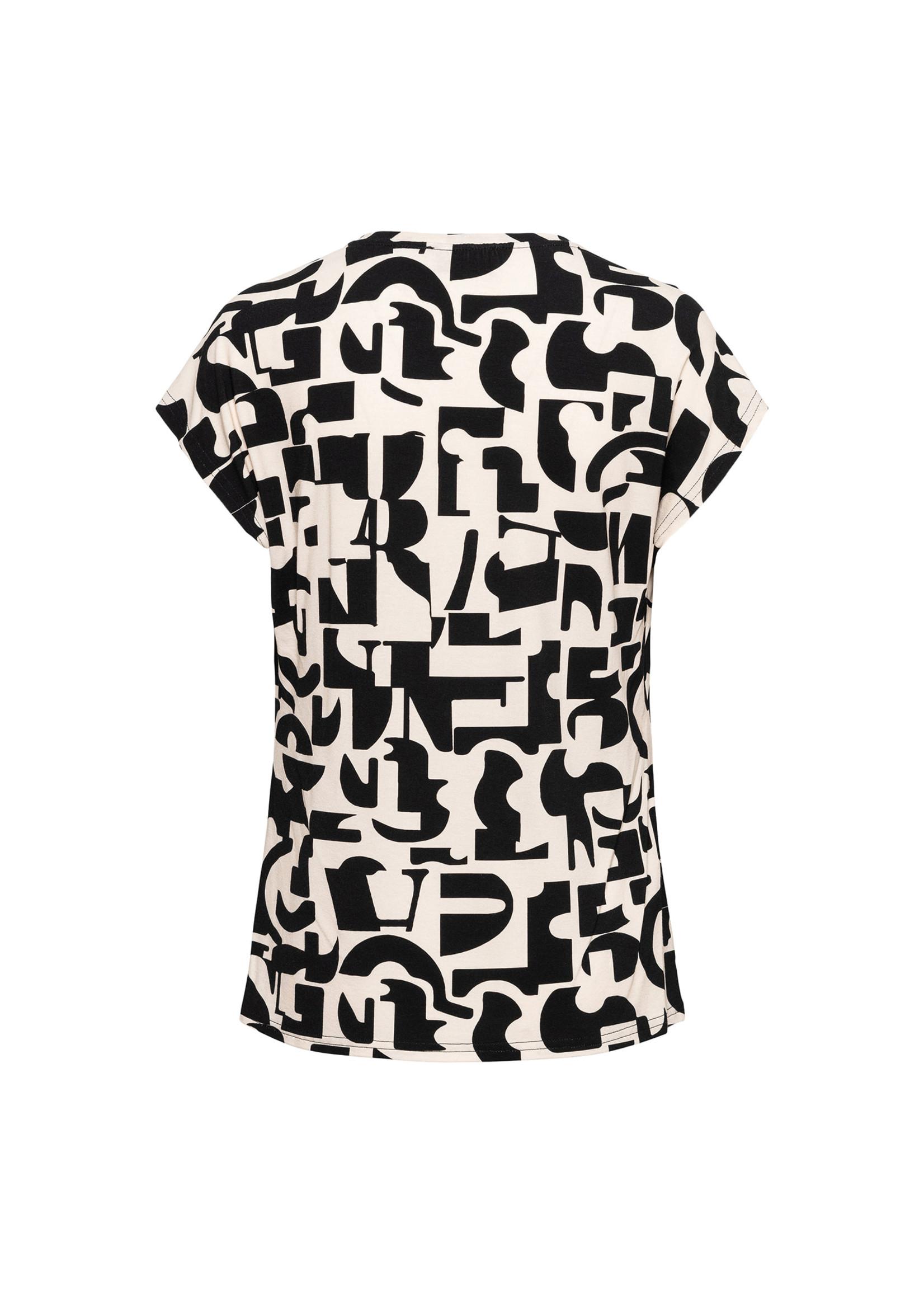 &Co Women Vivian shirt letters