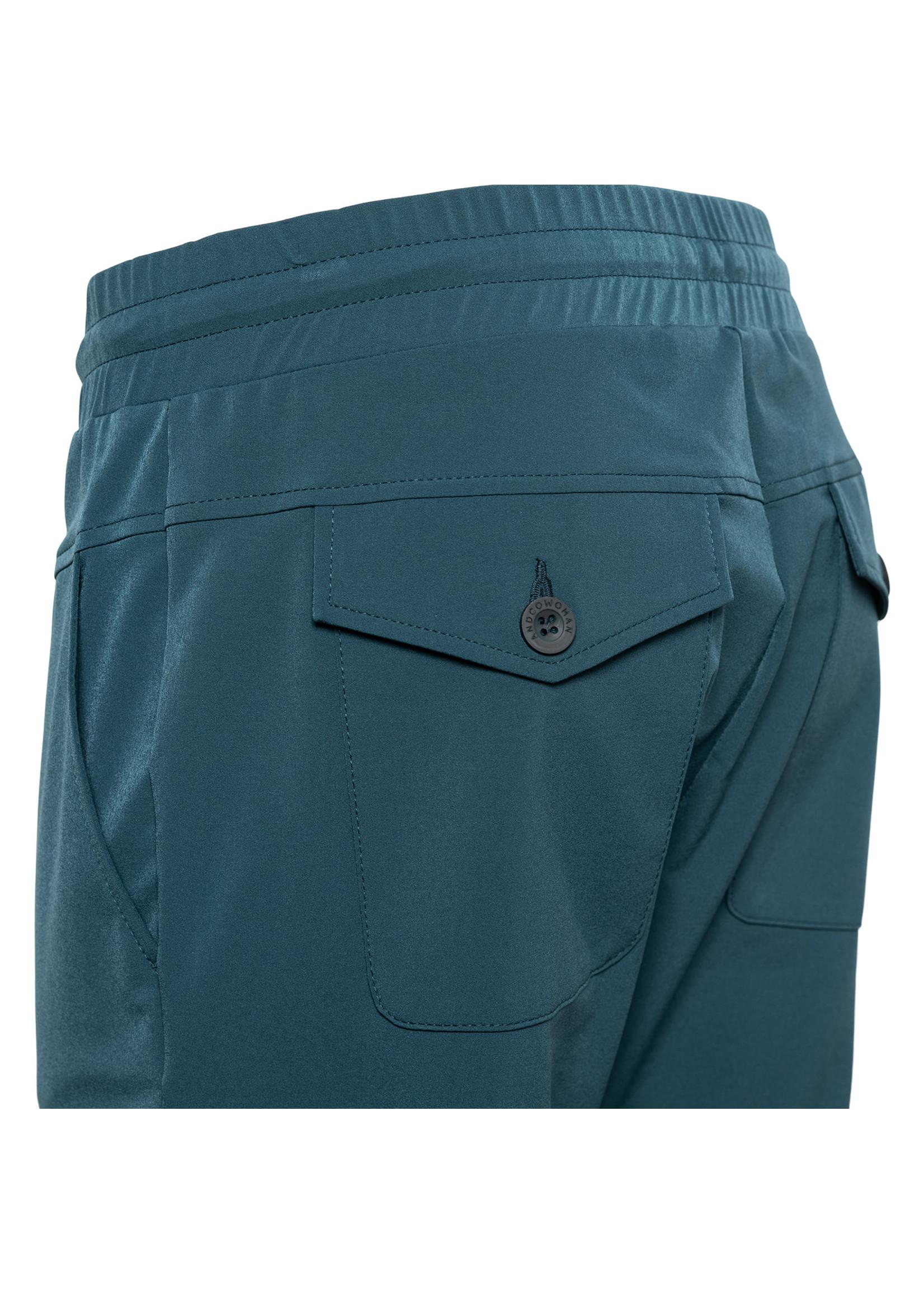 &Co Women penny pants (pine green)