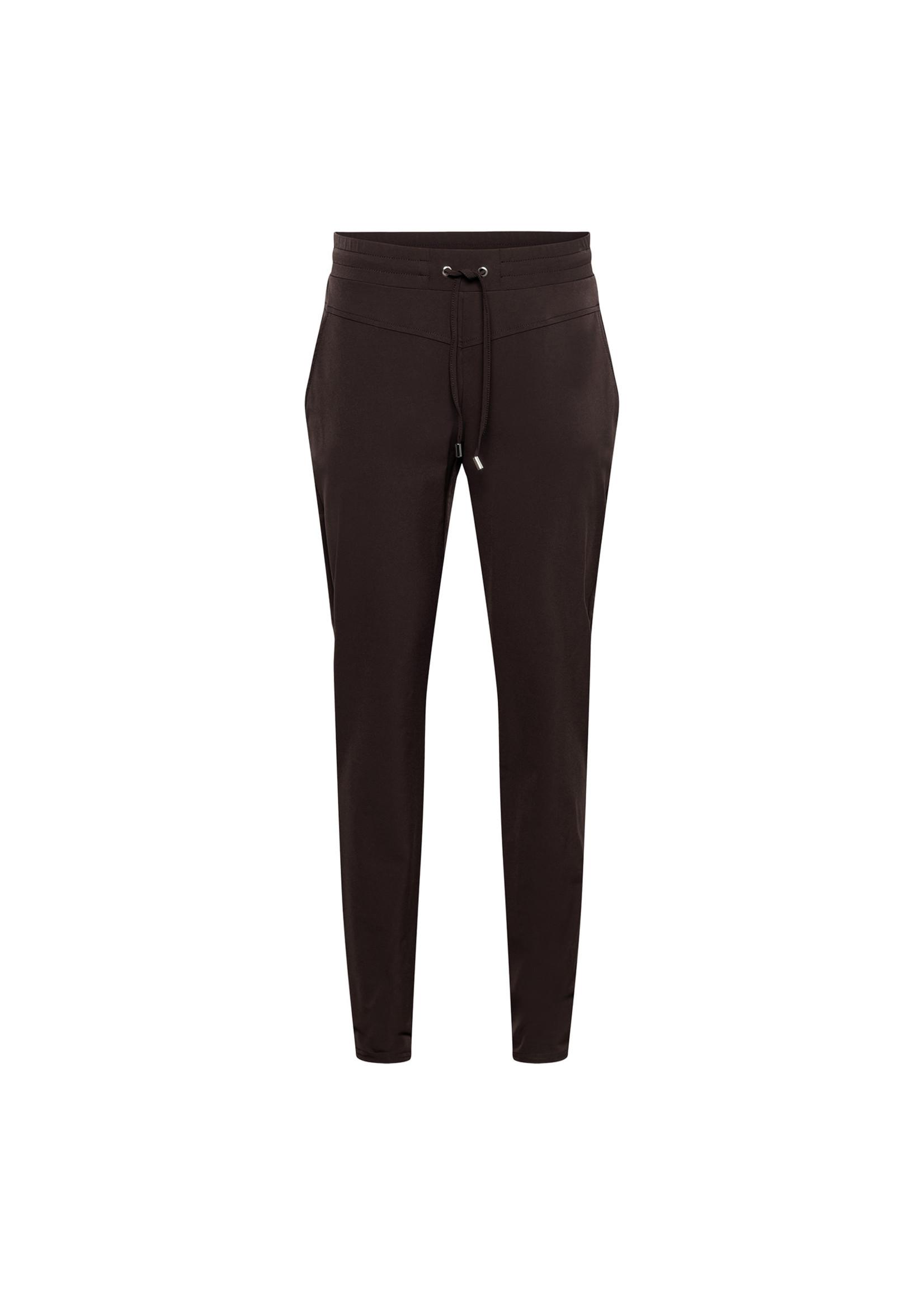 &Co Women penny pants (brown)