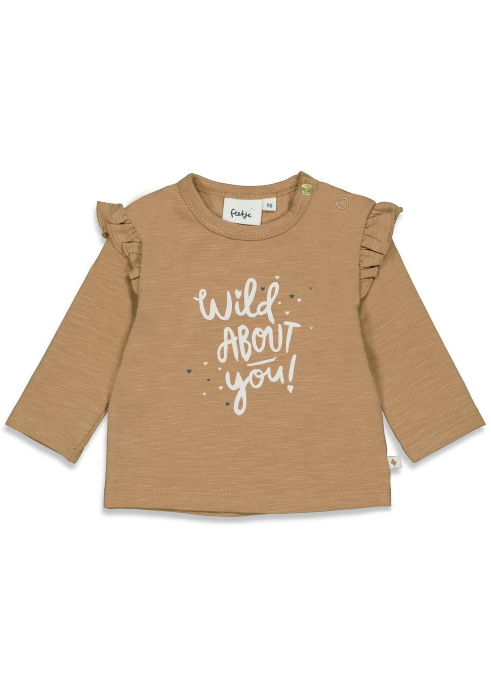 Feetje Longsleeve About You - Wild At Heart
