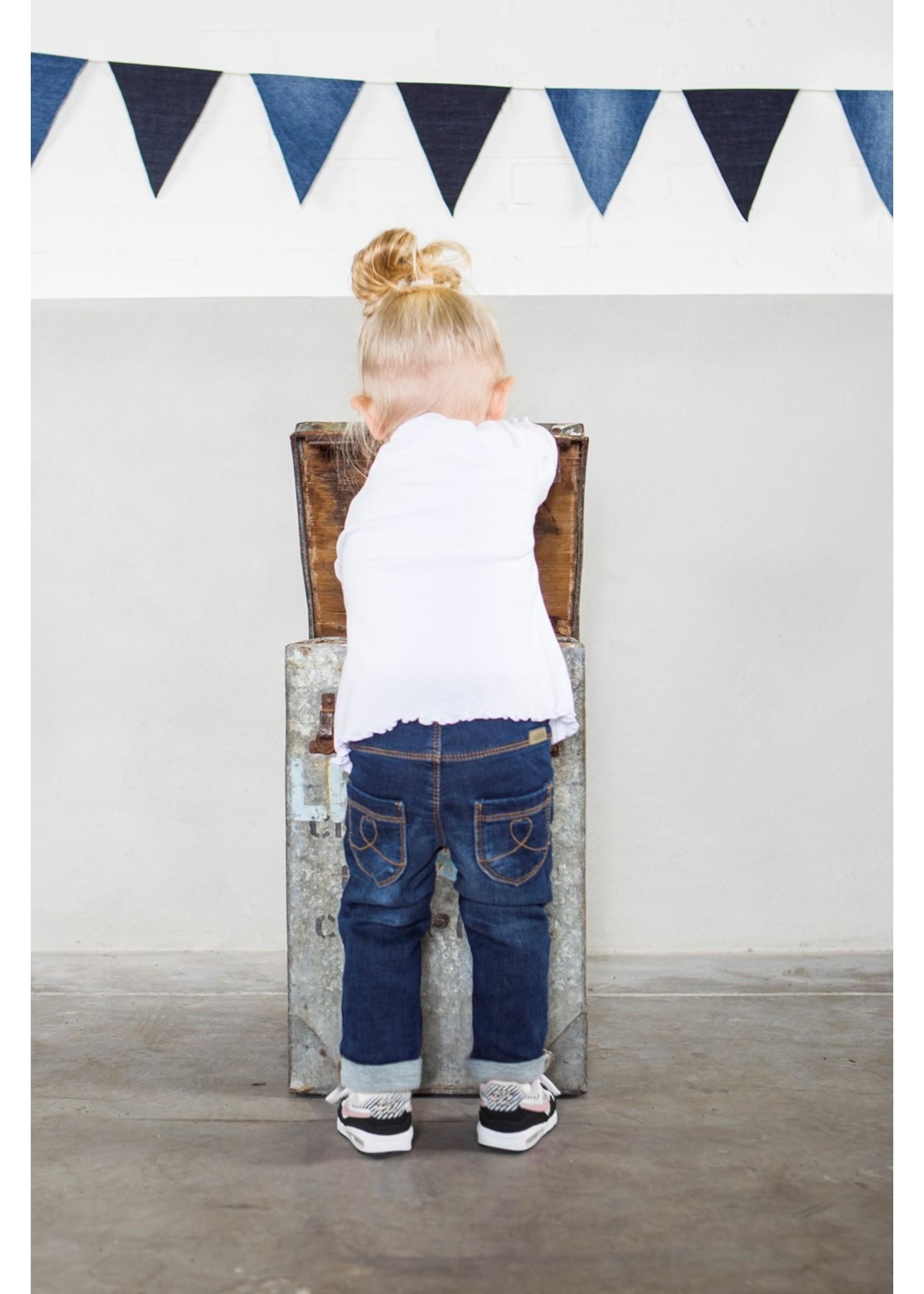 Feetje Meisjes jeans Light Denim