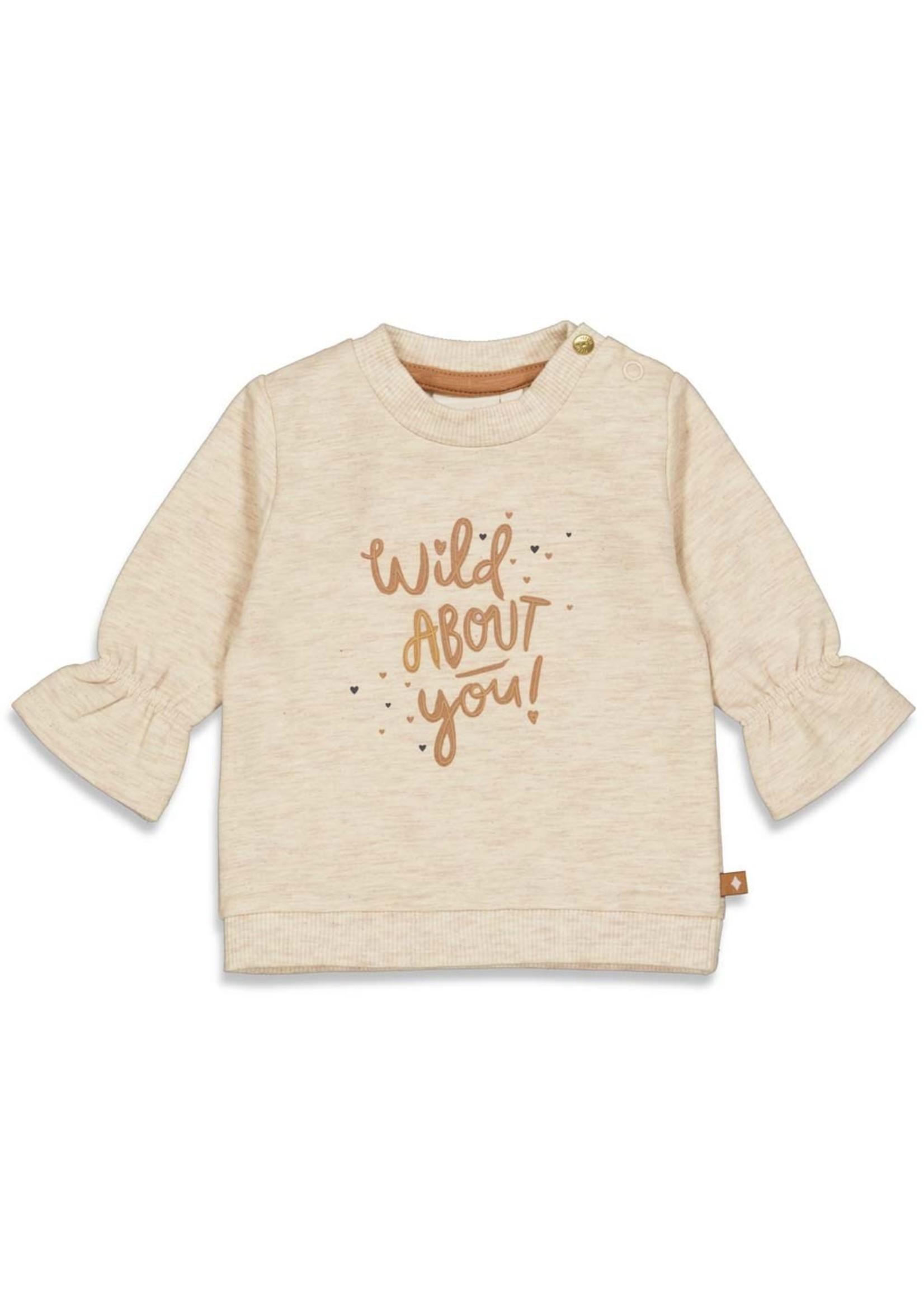 Feetje Sweater - Wild At Heart