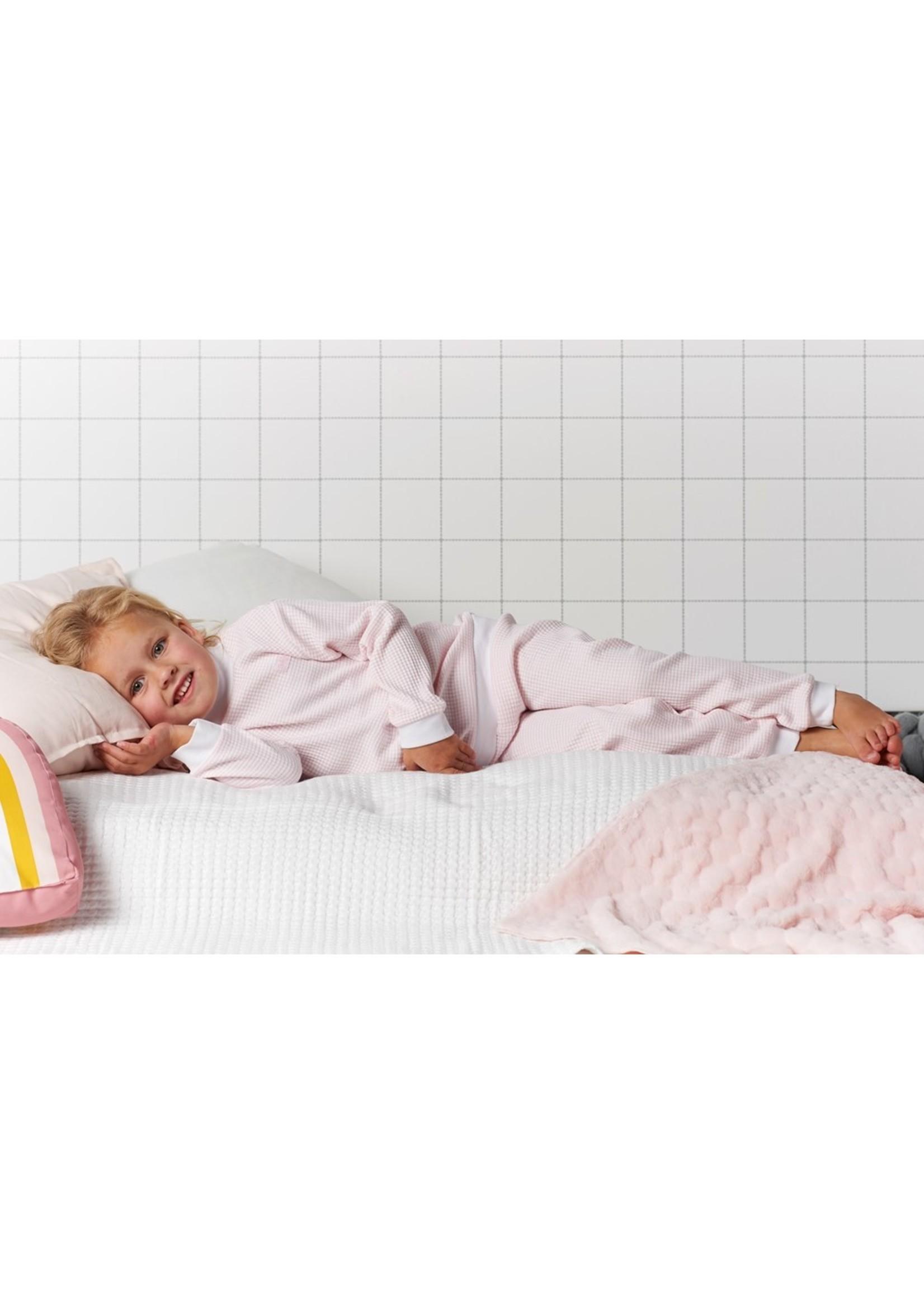 Feetje Pyjama wafel Zalm Summer Special