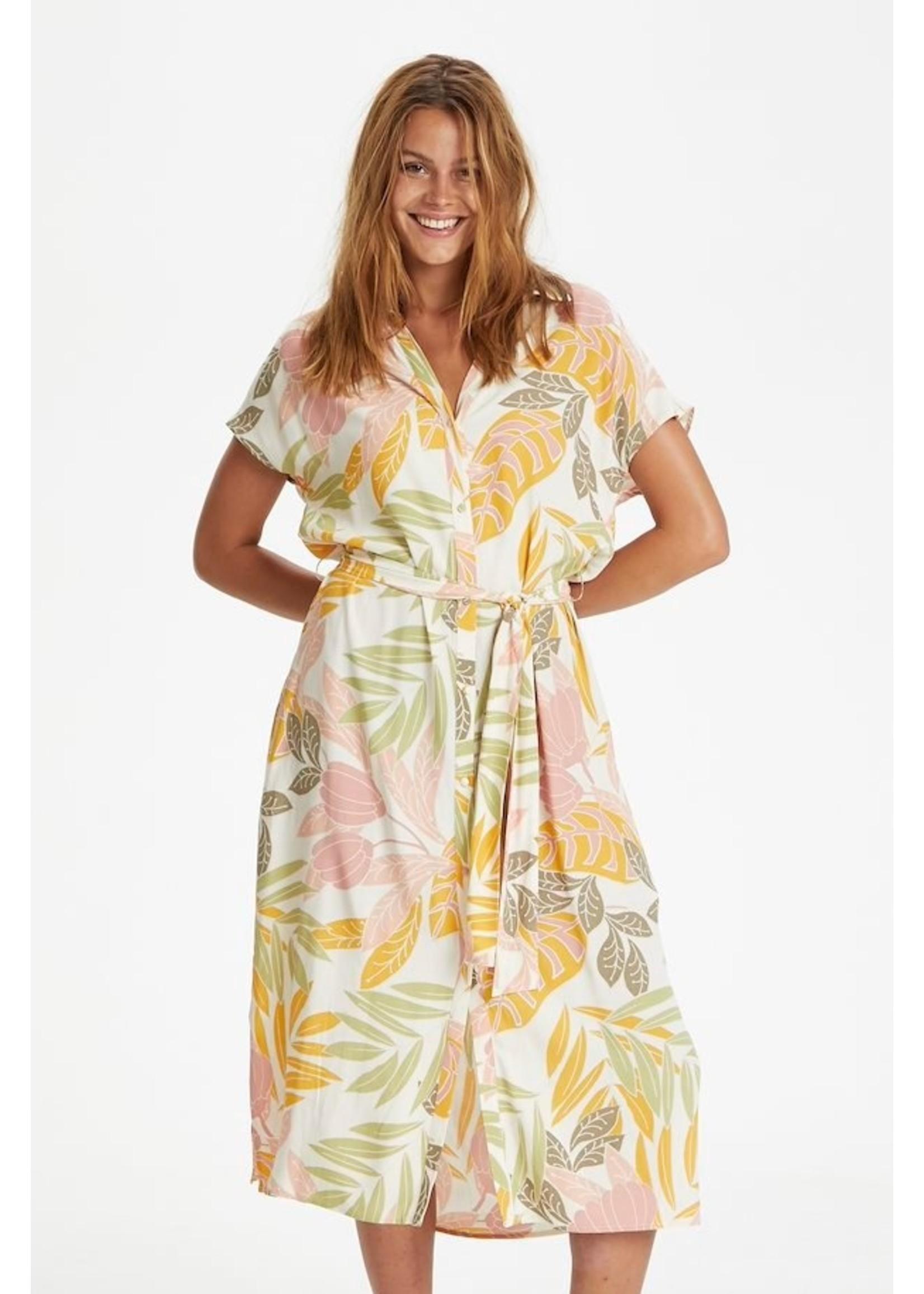 Saint Tropez Dress-light woven GabySZ  Dress