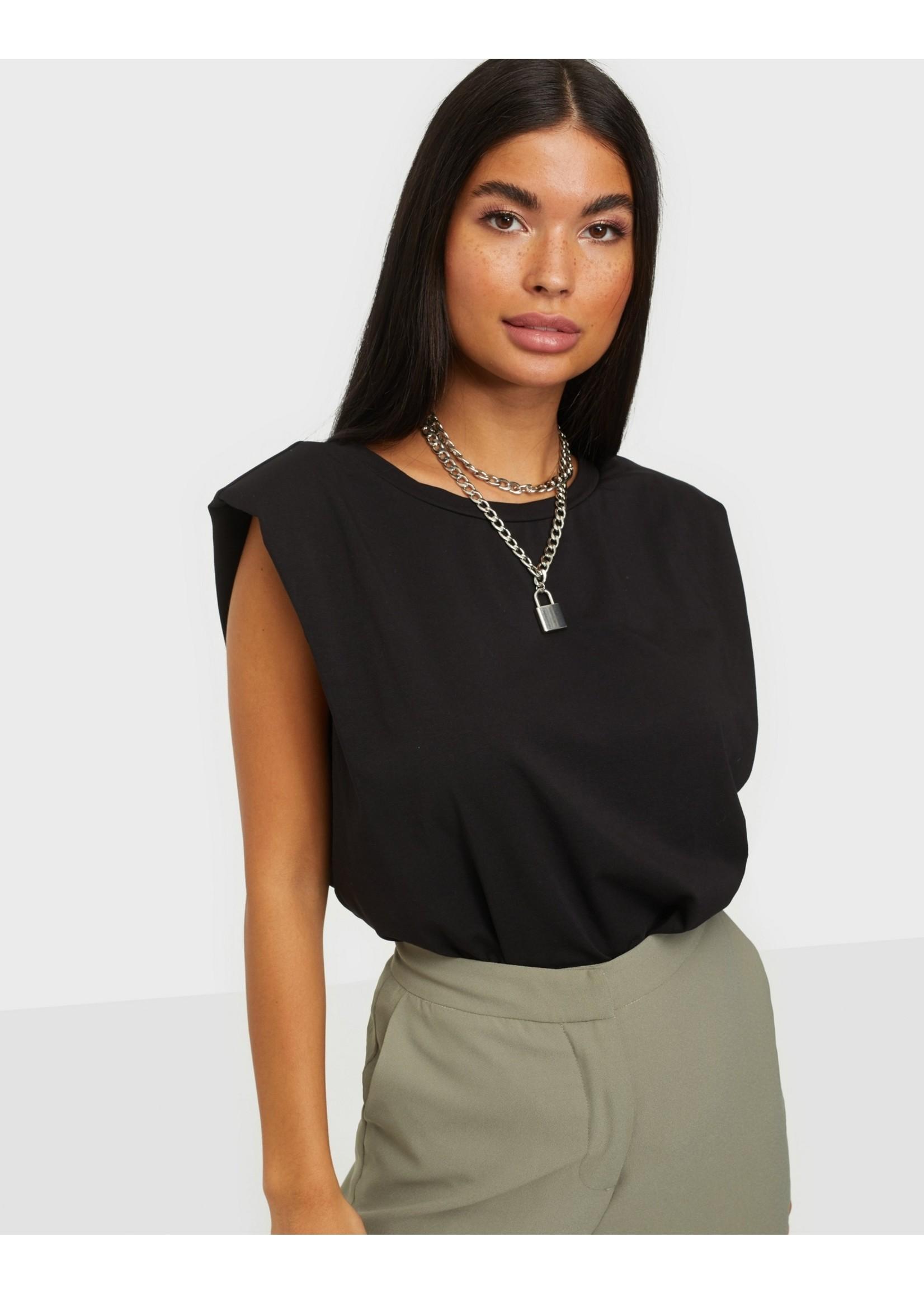 SisterS Point Zwart shirt Pela-ta1