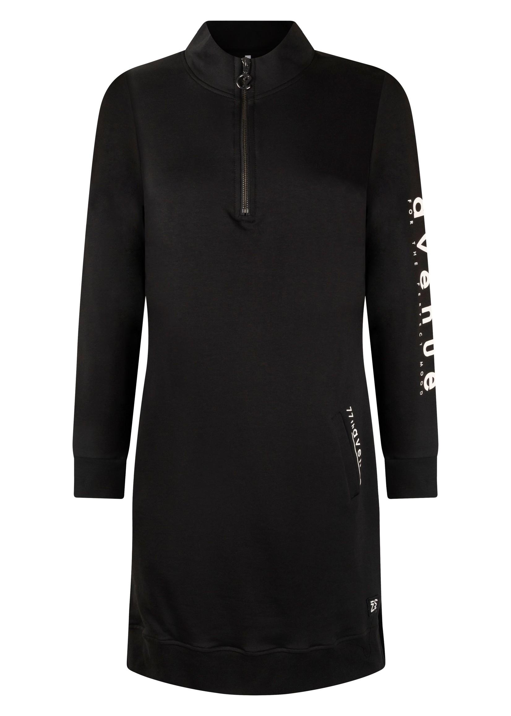 Zoso Jaimy Sporty tunic/dress techprint