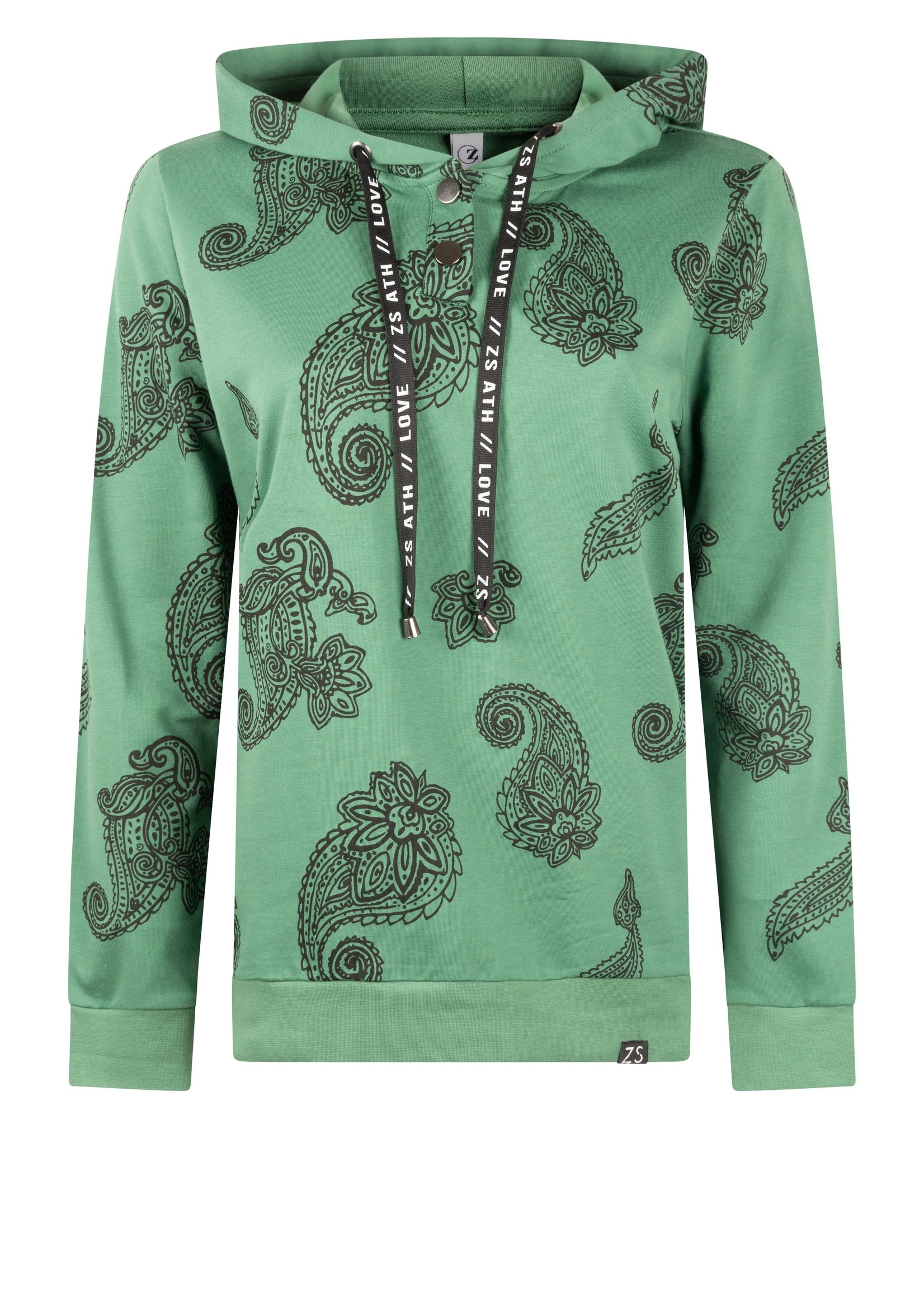 Zoso Nice Hooded sweater with print