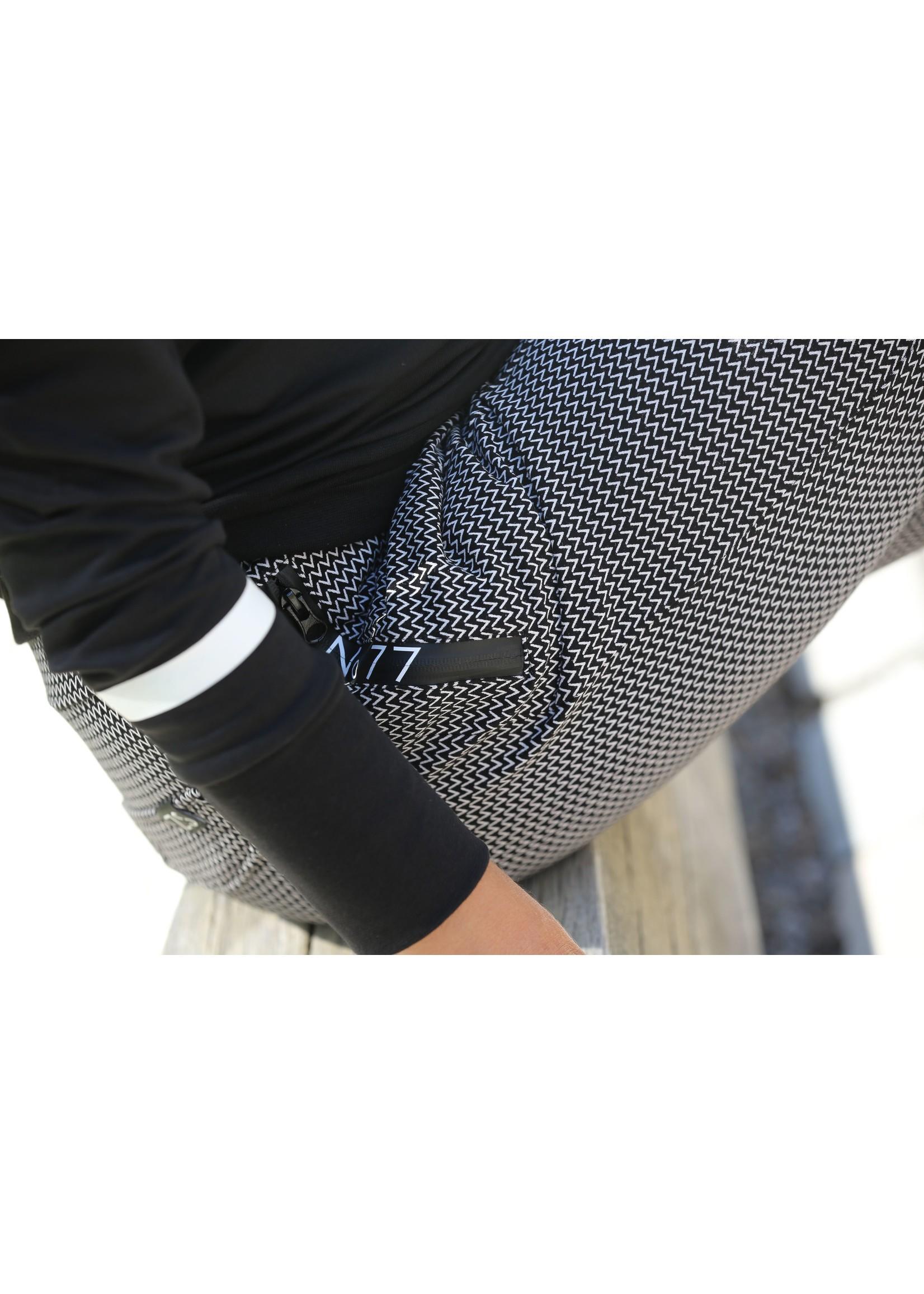 Zoso Didi Hooded sweater  techprint