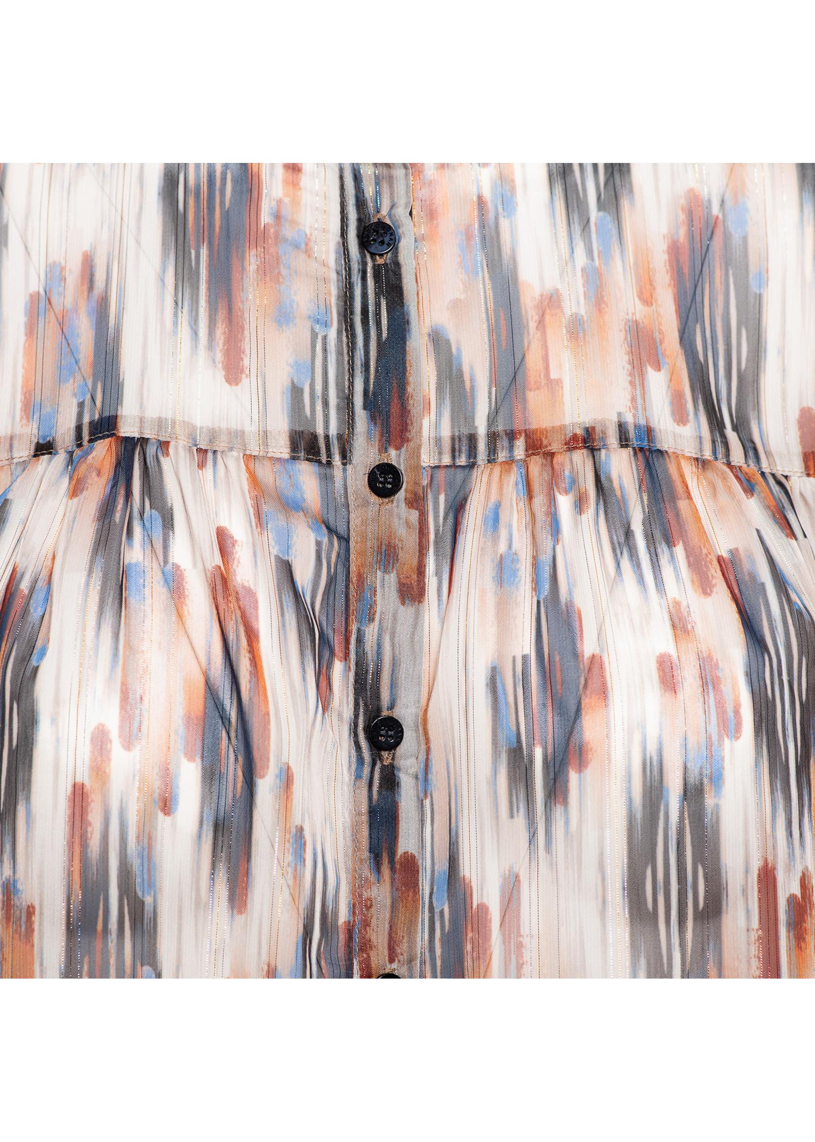 &Co Women Naomi blouse (m.navy)