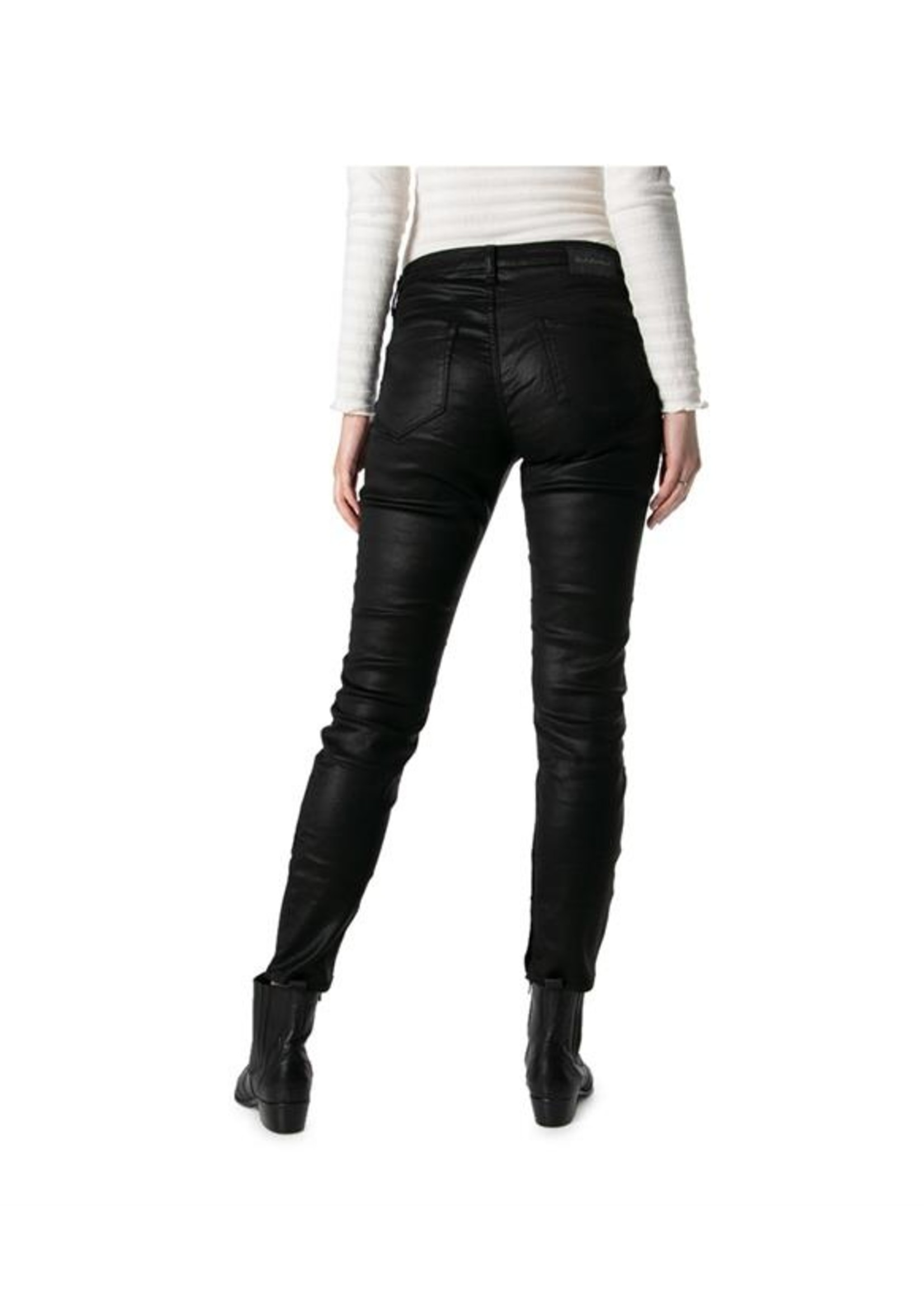 Red Button Sofie skinny black coating