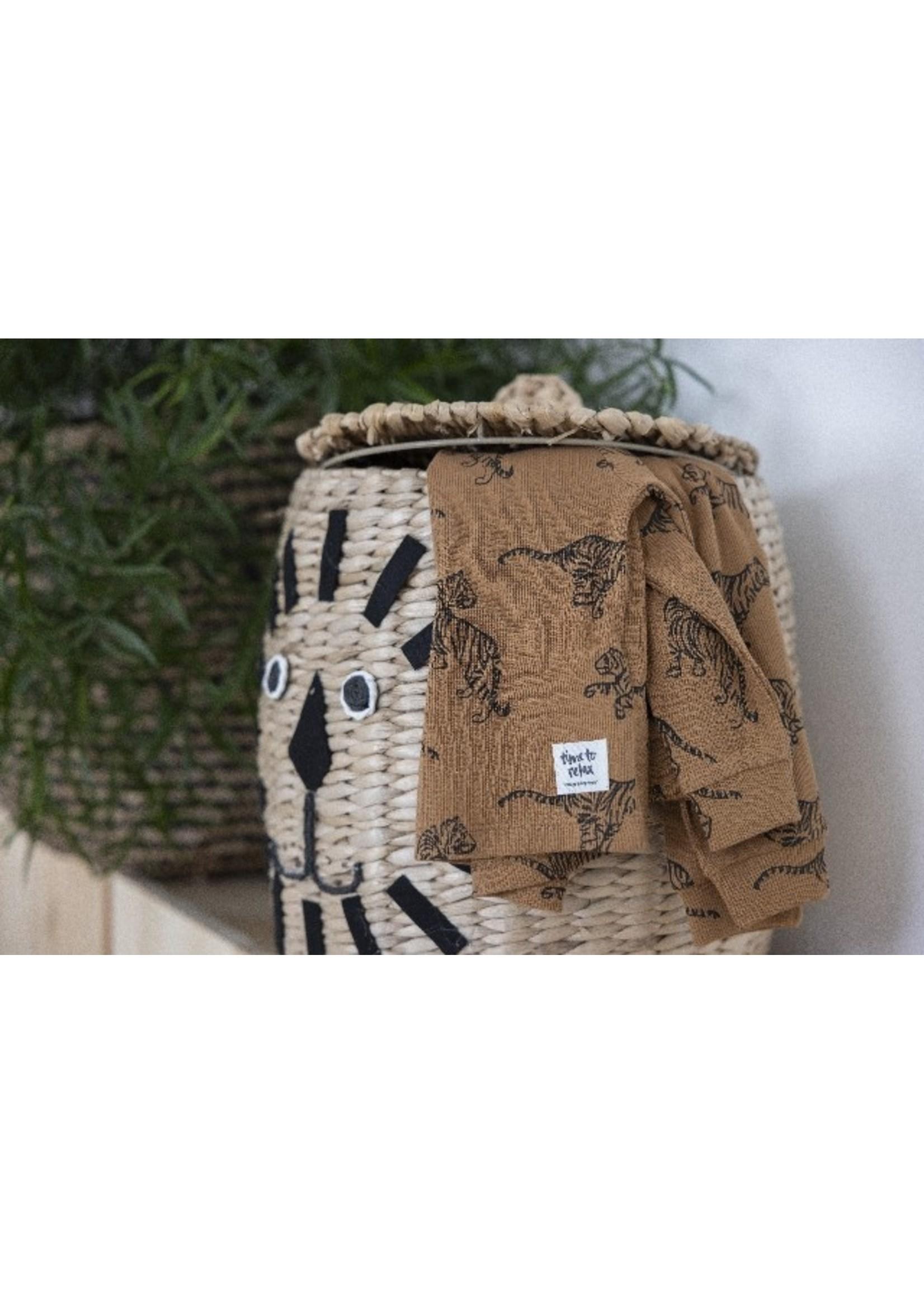 Feetje Tiger Terry - Premium Sleepwear