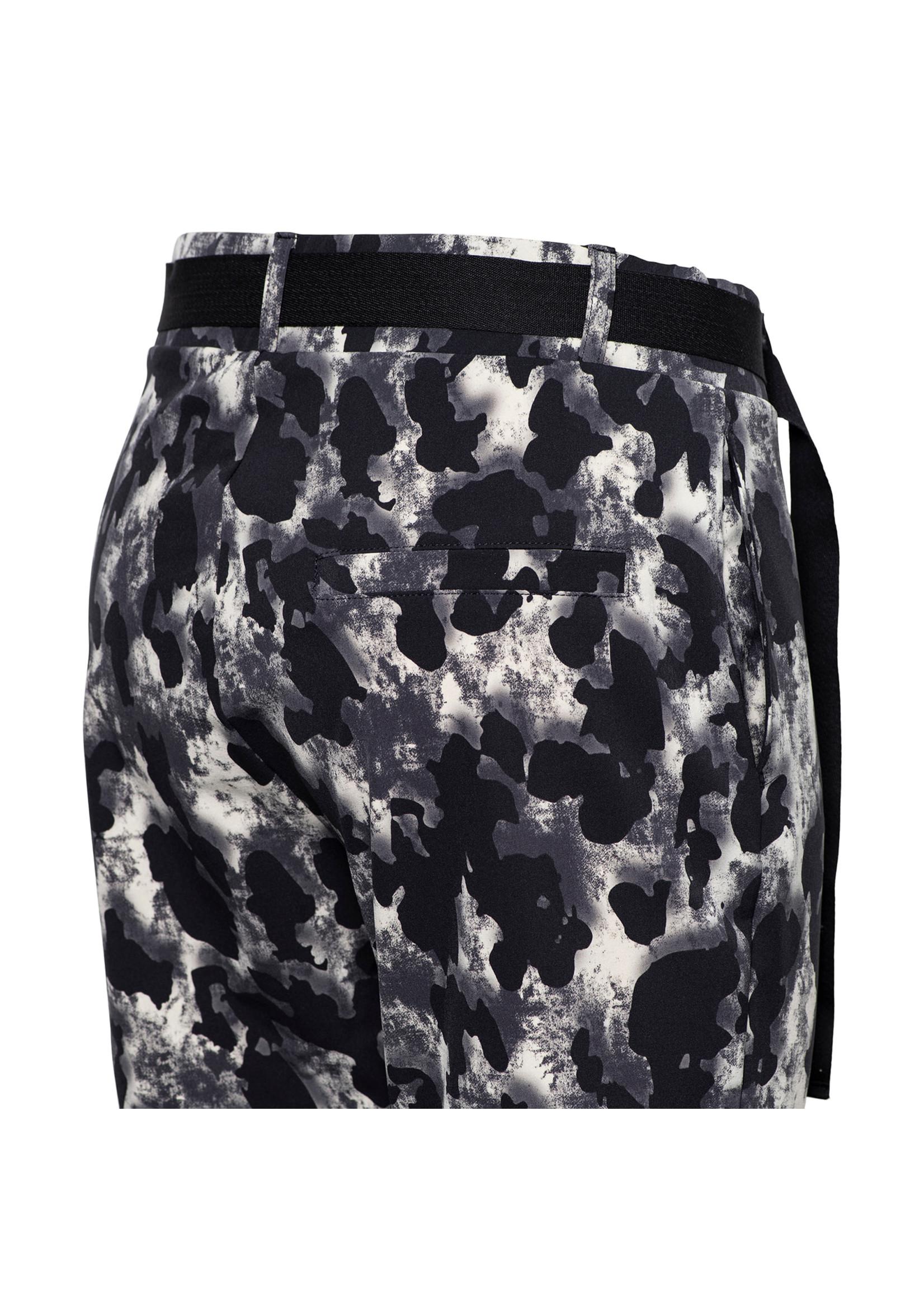 &Co Women polly jogger black spot (m.black)