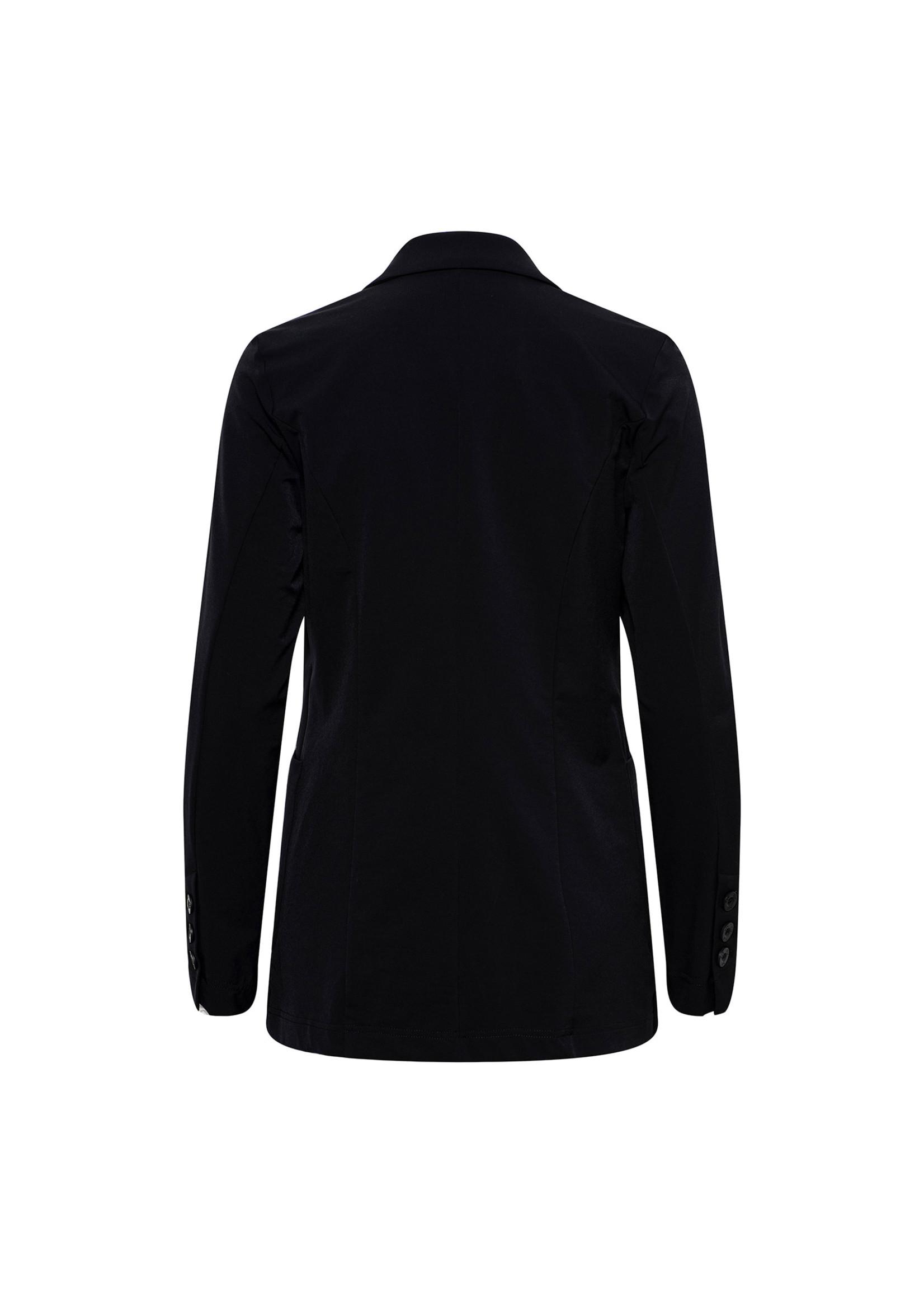 &Co Women prim blazer (black)