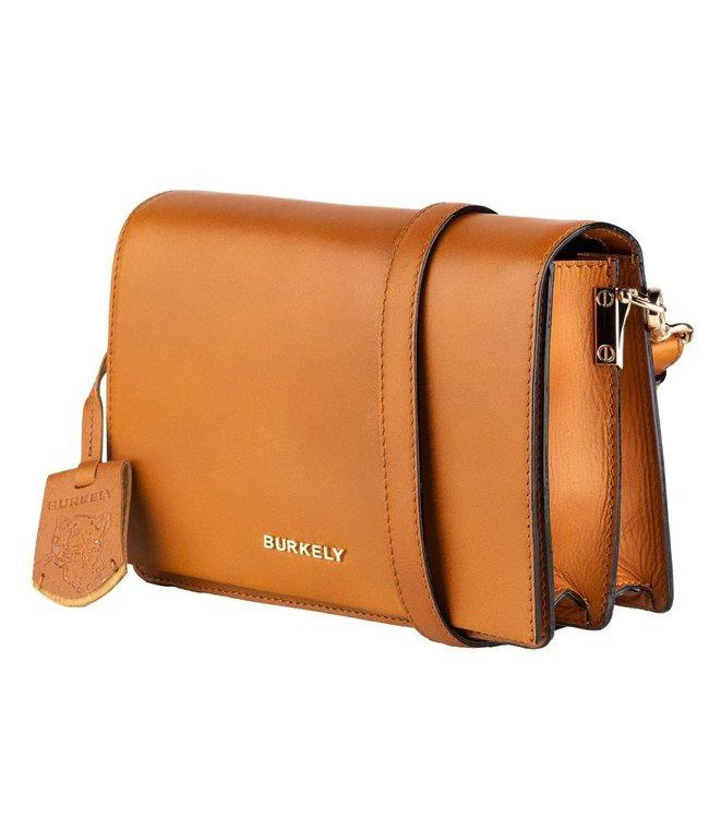 BURKELY Handige kleine schoudertas
