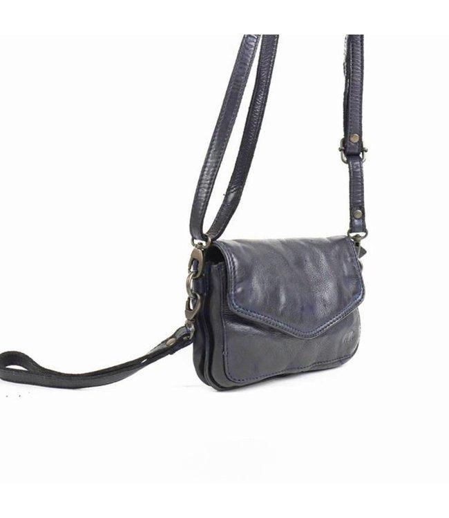 BEAR DESIGN Handige schoudertas voor portemonnee en andere kleine spullen.