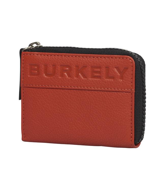BURKELY Handige compacte portemonnee