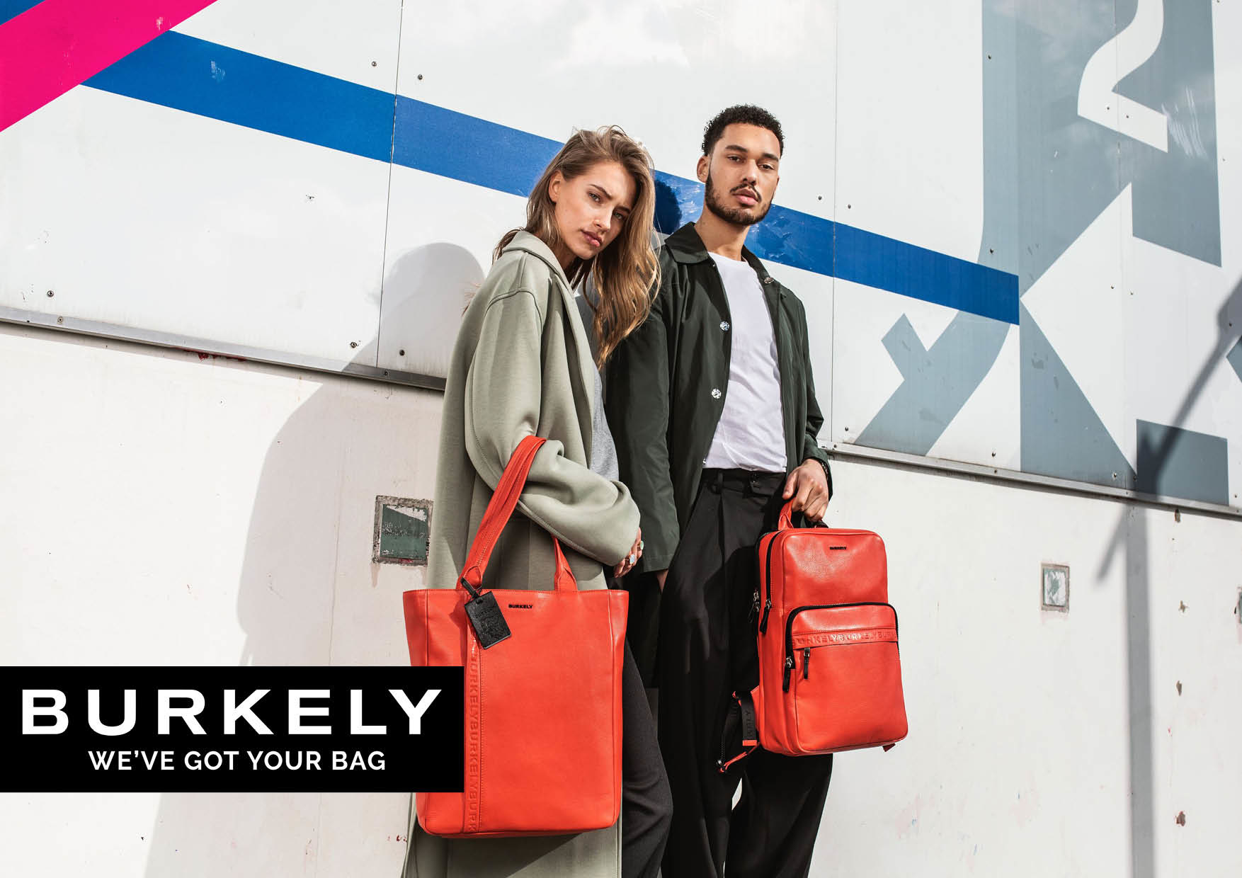 """BURKELY """"On the move"""" collectie is uit!"""
