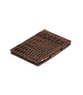 GARZINI Essenziale Magic Wallet Croco