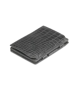 GARZINI Essenziale Magic Coin Wallet Croco