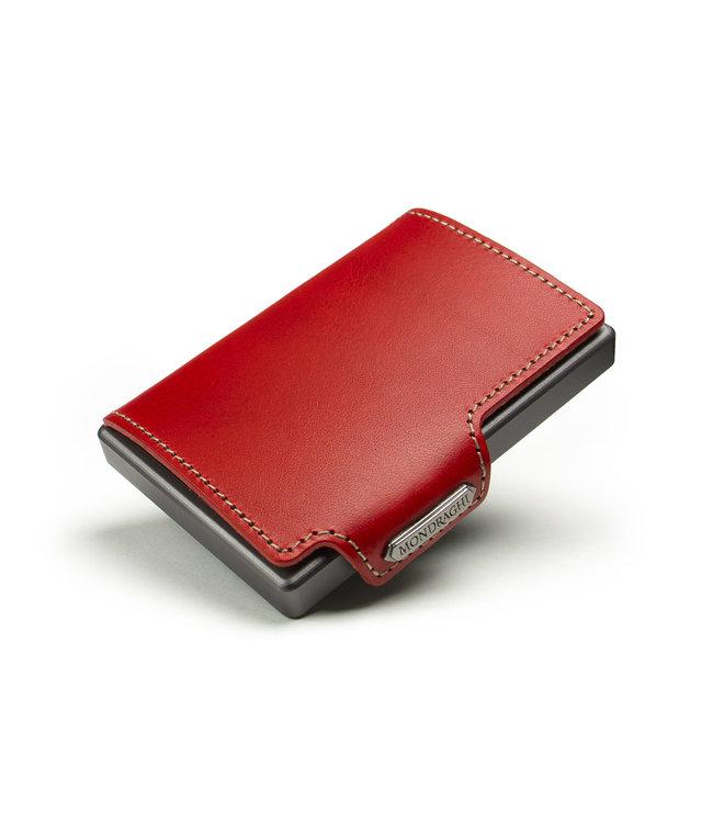 MONDRAGHI The original Stitched Magic Wallet betaalpashouder