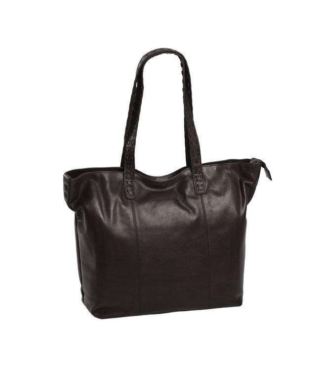 The Chesterfield Brand Elegante ruime shopper.