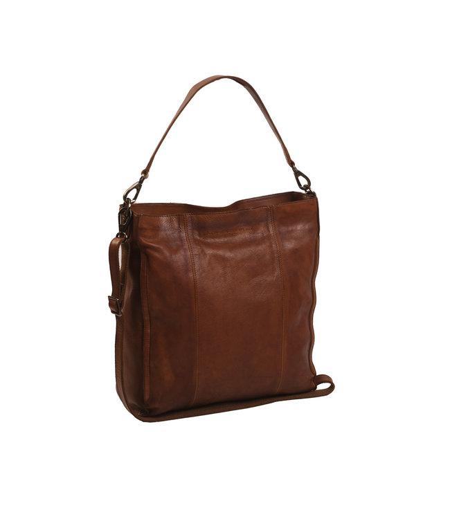 The Chesterfield Brand Comfortabele  schoudertas