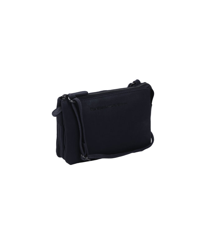THE CHESTERFIELD BRAND Stijlvolle compacte schoudertas