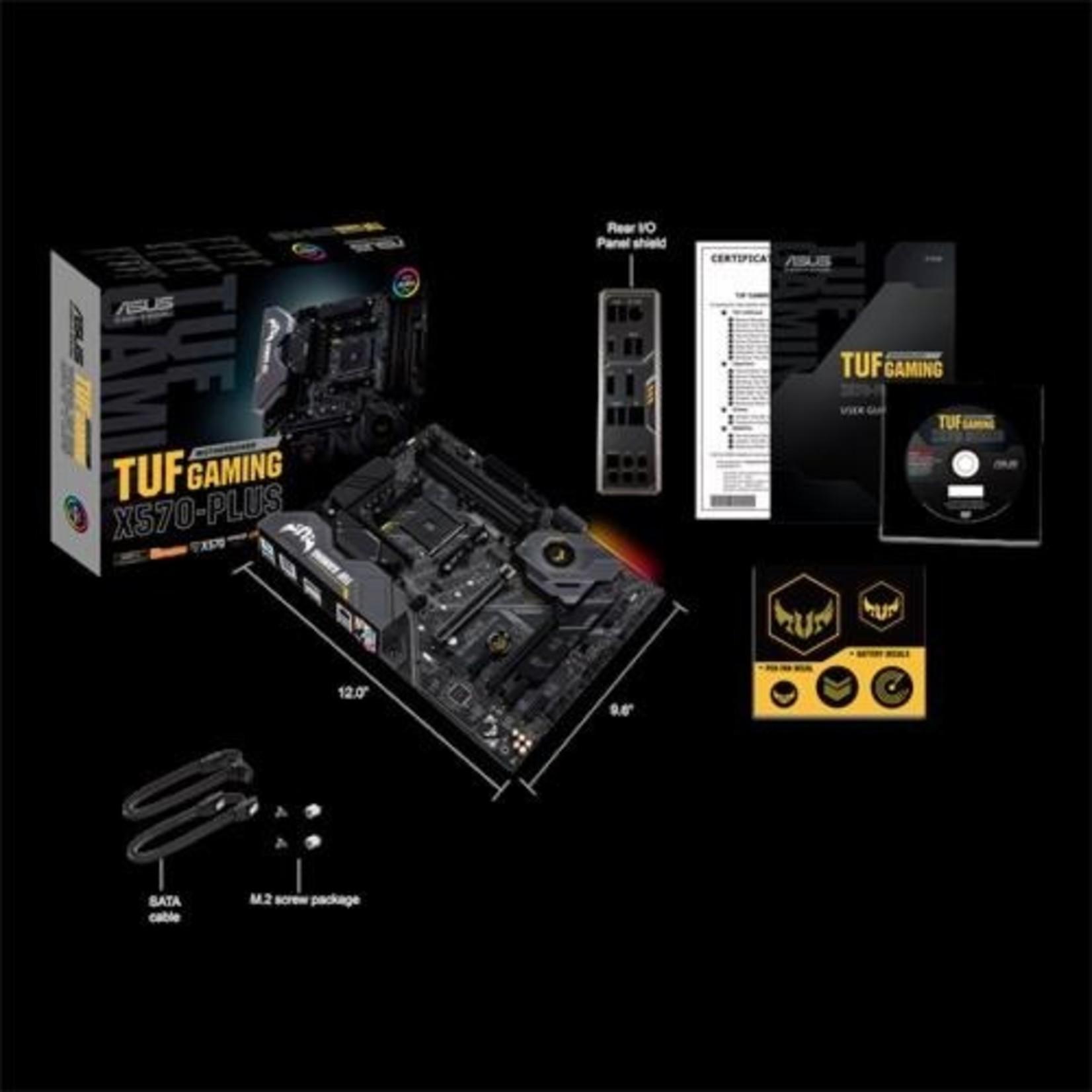Asus MB ASUS TUF Gaming X570-Plus / AM4 / ATX