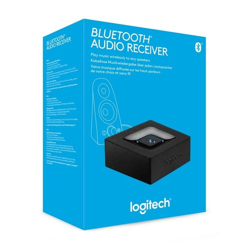 Logitech Ret. Wireless Music Adapter Bluetooth (refurbished)