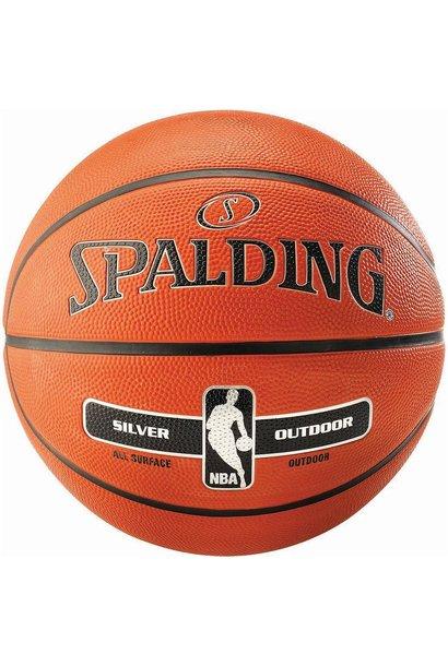 NBA Silver Basketbal voor buiten
