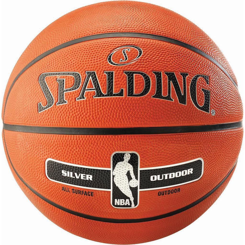 NBA Silver Basketbal voor buiten-1