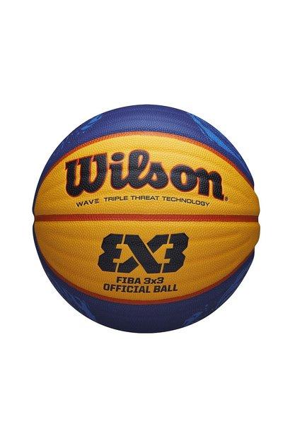 Wilson FIBA 3X3 Official Game Ball