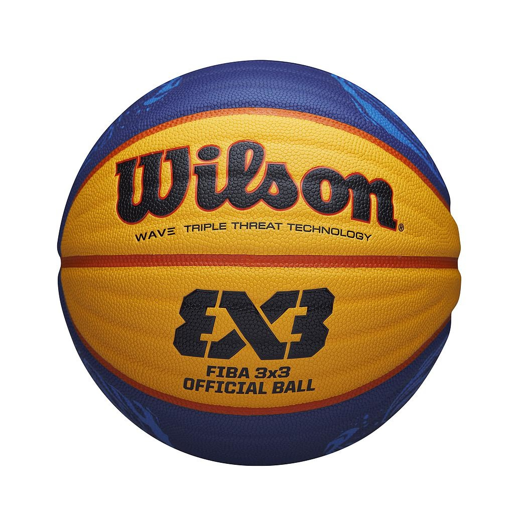 Wilson FIBA 3X3 Official Game Ball-1