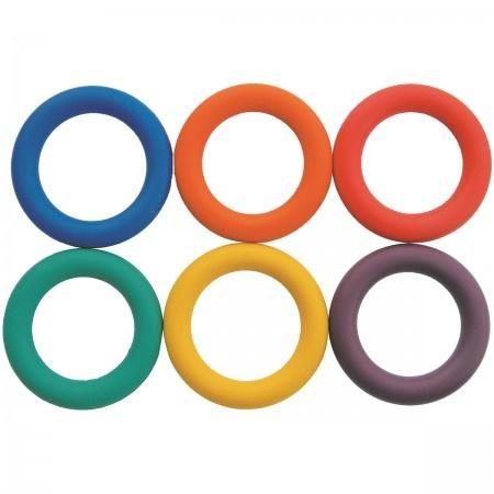 Rubberen ringen - set van 6-1