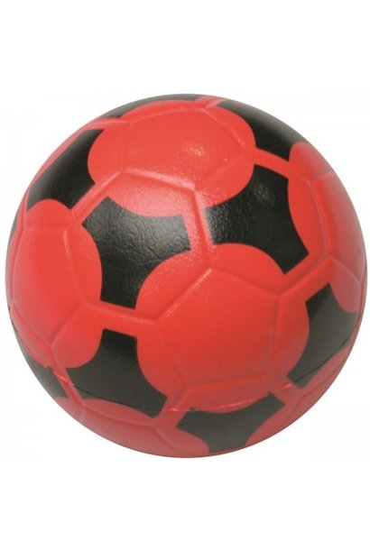 Foam-voetbal met huid