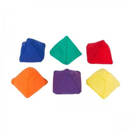 Pyramide Pittenzakjes - Set van 6-1