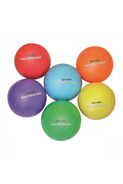 Slow Motion ballen - Set van 6
