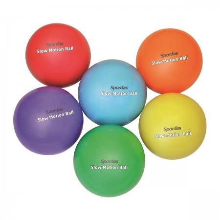 Slow Motion ballen  - set van 6-1