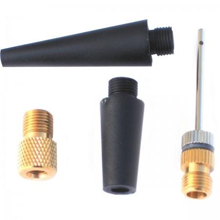 Set van 4 reservenaalden voor mini-luchtcompressor-1